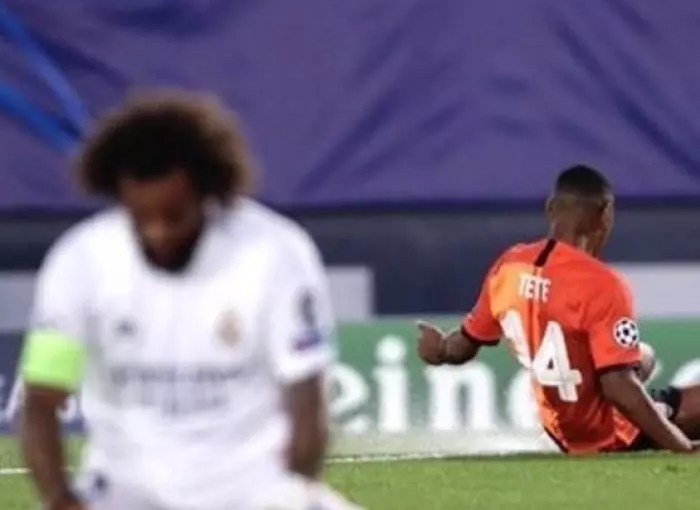 Shakhtar defeat Real Madrid