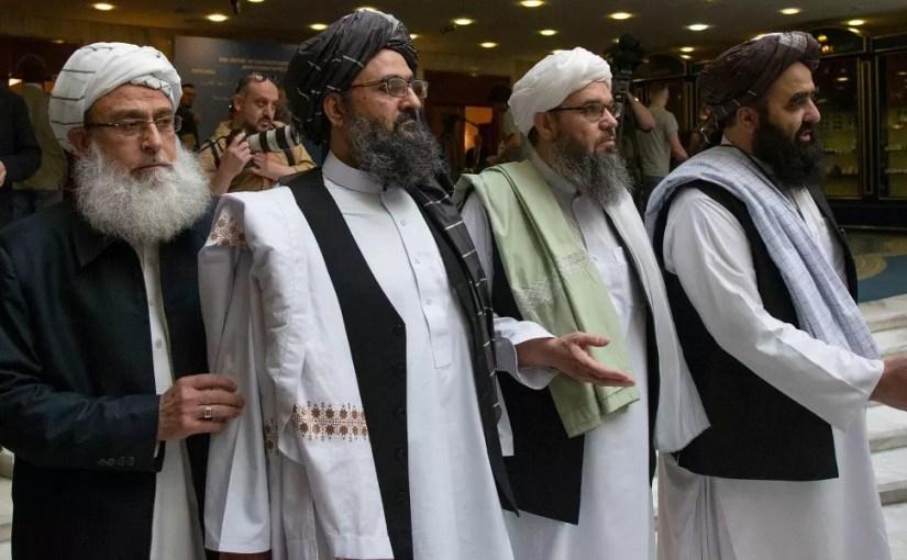 سفر طالبان به ترکمنستان