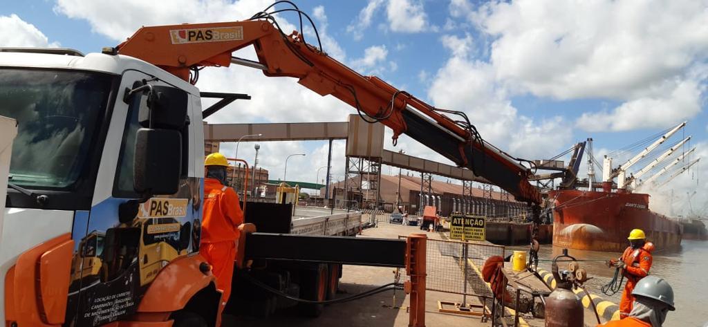 DTM - Desmontagem, Transporte e Montagem