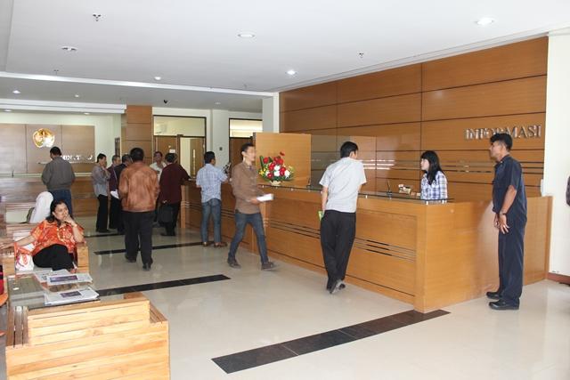Lobby Depan