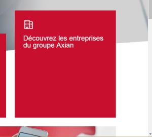 Réalisation de Netapsys Madagascar : le portail de recrutement du Groupe Axian