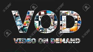 Plateforme de vidéo on demand (VOD)