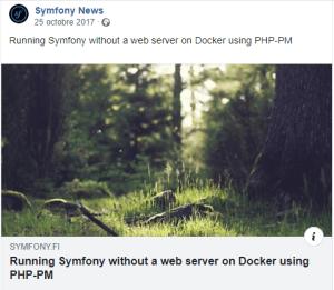 Symfony Dockerisé...