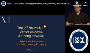 40 ans de recherche sur les réseaux neuronaux (IA) et prospective par Yann LeCun