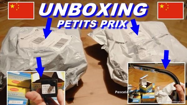 unboxing