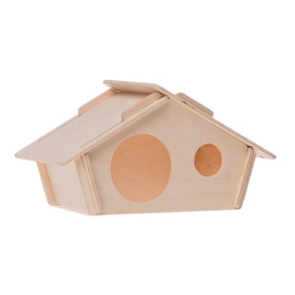 maison bois rongeurs zolux