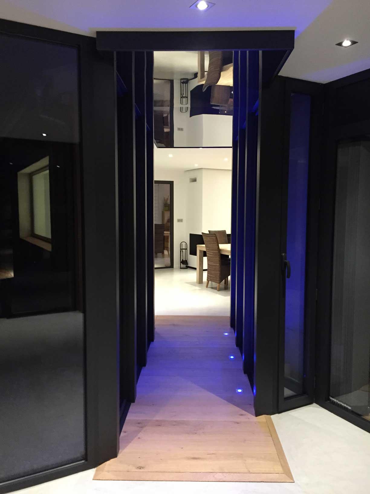 extension villa saint maximin couloir