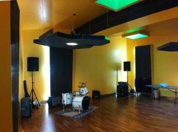salle de musique acoustique