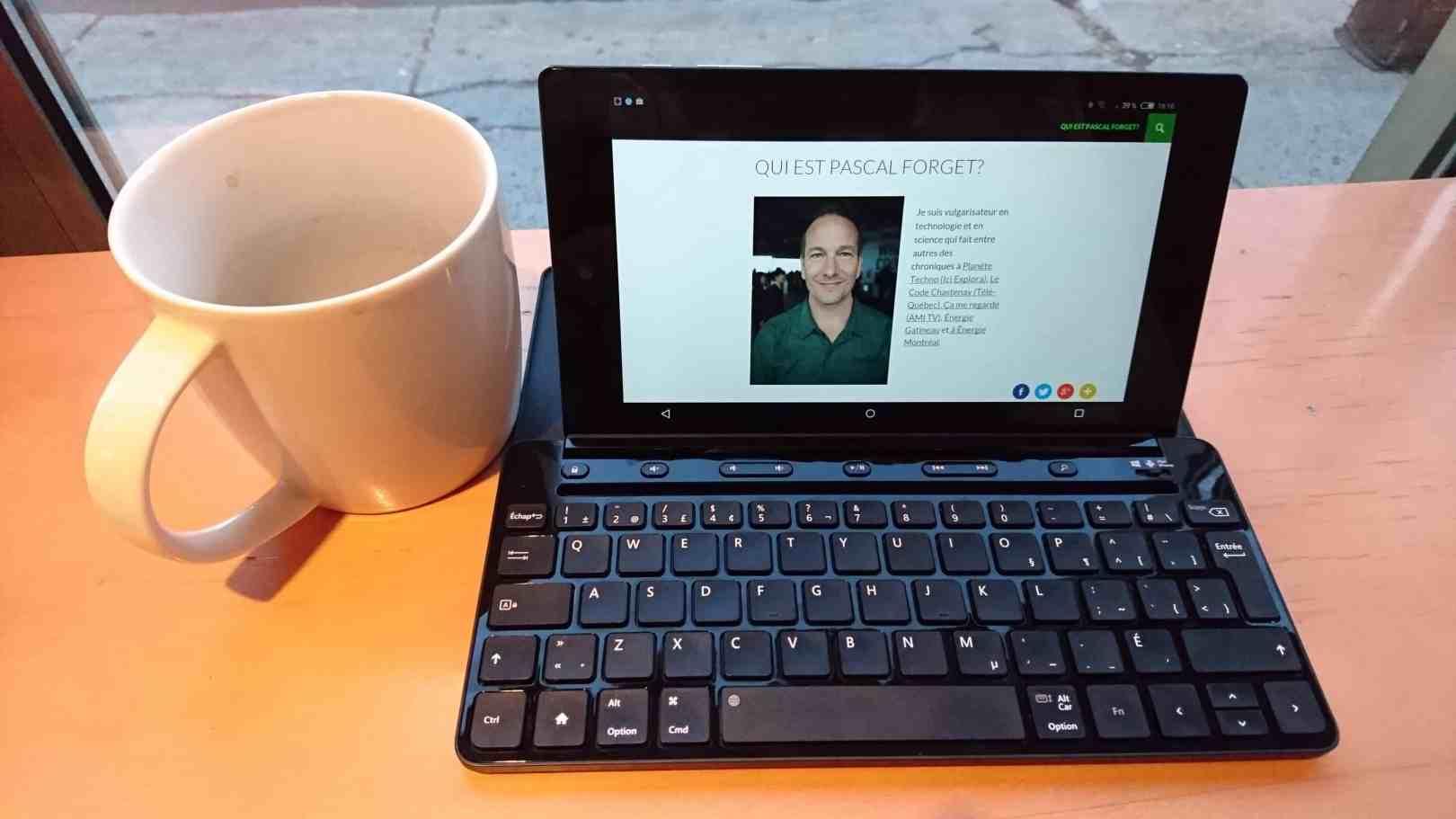 Clavier sans fil Universal Mobile Keyboard Microsoft