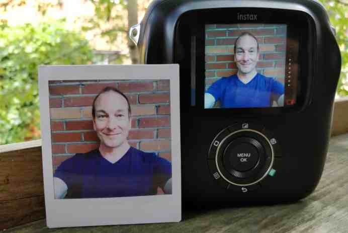 Polaroid SQ10 instax photo Pascal Forget