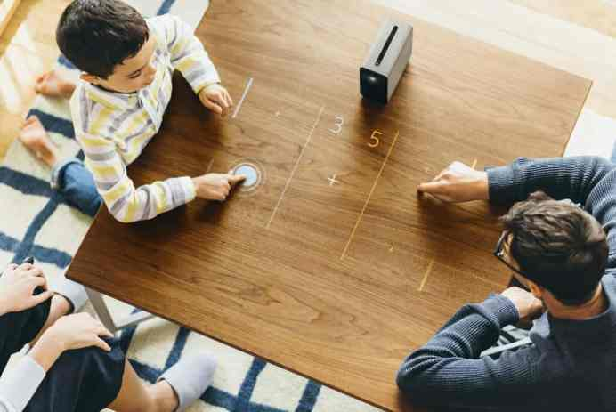 Xperia Touch Sony jeux