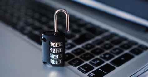 Sécurité informatique cadenas