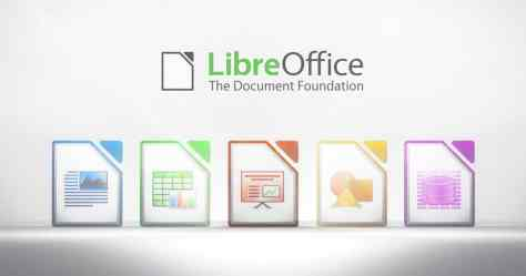 Libre Office lociel libre open source