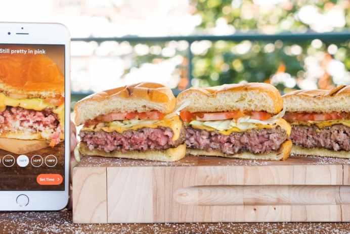 Burgers parfaits sous vide joule cuisson techno anova cuisiner