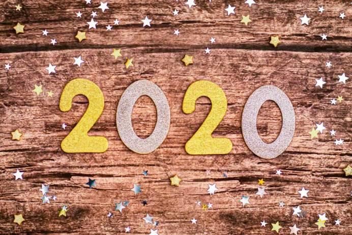 2020 bonne année résolutions