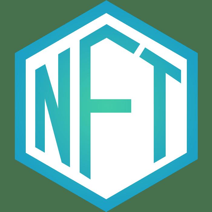 NFT logo jeton non fongible token