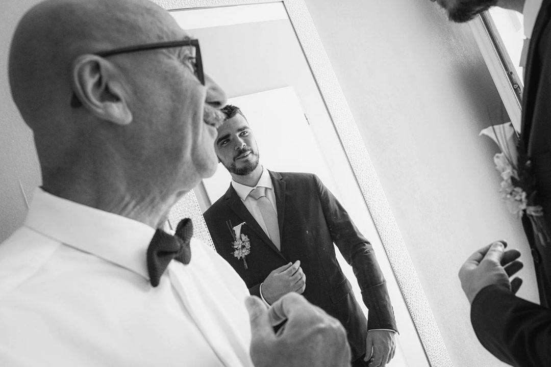 Wedding preparation #wedding #weddingday #weddingphotography #weddingpreps #weddingsuit #stepfathers #bride #blackandwhite #blackandwhitephotography #bnwphotography #bnw #instaweddings #instagood #instalike #happiness