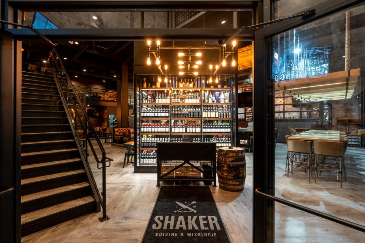 Shaker Sherbrooke