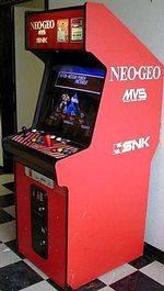 Borne Neo Geo SNK