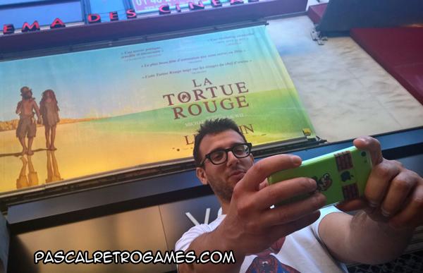 la tortue rouge du Studio Ghibli et Français