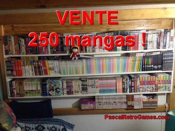 vlog vente 250 mangas manwha