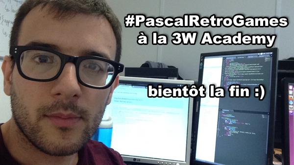 pascalretrogames 3w academy fin de formation 3wa intégrateur développeur web