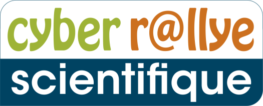 Infographiste Rouen Pascal Ridel Création logo entreprise cyber rallye scientifique
