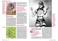 Infographiste Rouen Pascal Ridel Magazine beaux arts