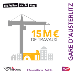 Infographiste Rouen Infographie TBWA SNCF Twitter grue