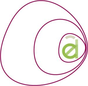 Infographiste Rouen Pascal Ridel Création logo Adel vignette vert la Fapil