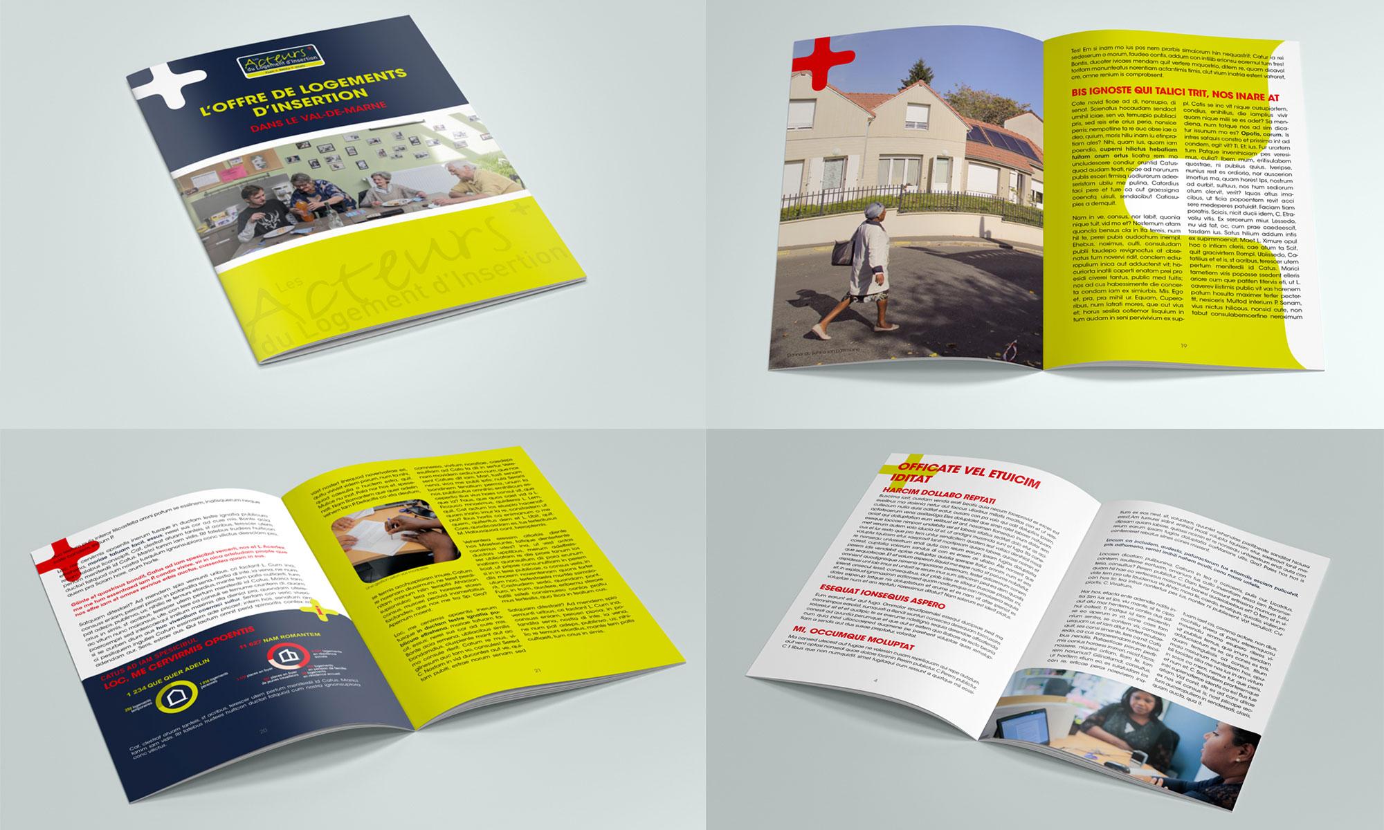 Infographiste Rouen Pascal Ridel brochure