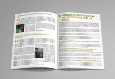 Infographiste Rouen Pascal Ridel Rapport d'activité 2015 JKD
