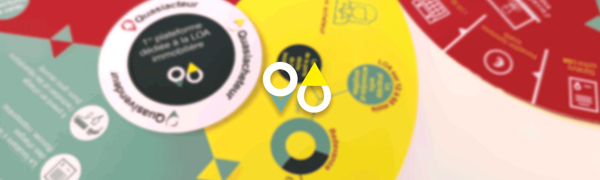 Infographiste Rouen Pascal Ridel - infographie d'aide à la vente Quasiaqui
