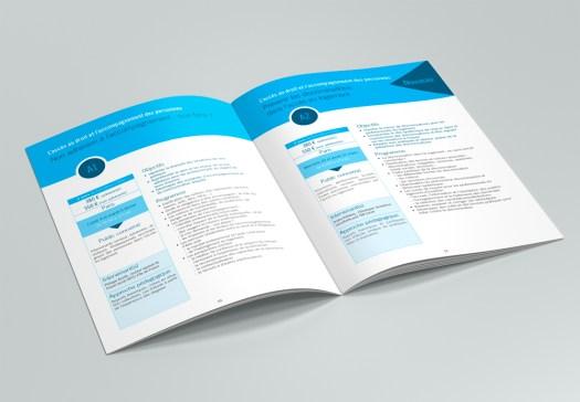 Infographiste Rouen Pascal Ridel - catalogue de formation La Fapil