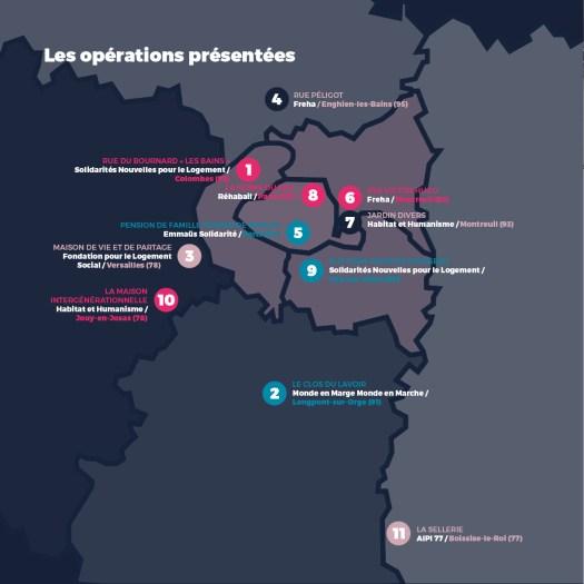 Cartographie brochure carrée - pascal ridel - infographiste - rouen - brochure