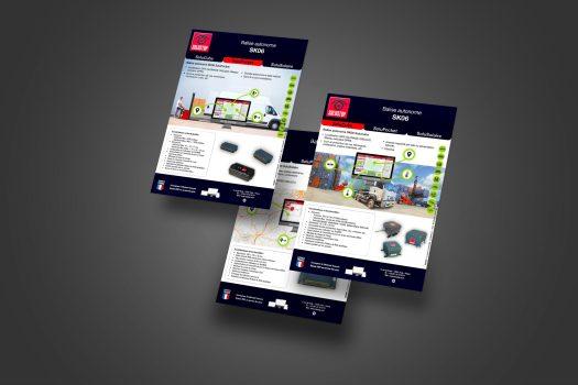 Plaquette commerciale - pascal ridel - infographiste - rouen - plaquette commerciale