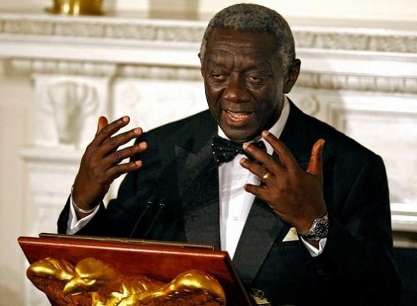 Former President Of Ghana