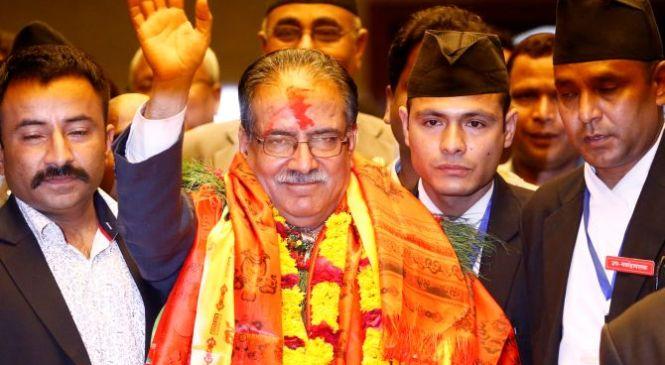 चार दिने भारत भम्रणमा प्रधानमन्त्री दाहाल आज जादै