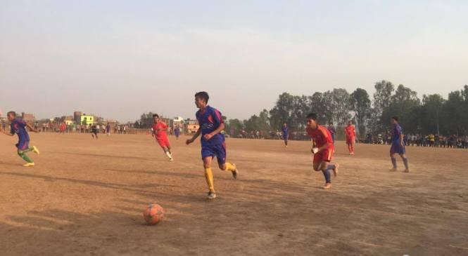 एन्फा लिग फुटबल : शुक्रवारको दोस्रो खेलमा न्यू जेनेरेशन विजयी
