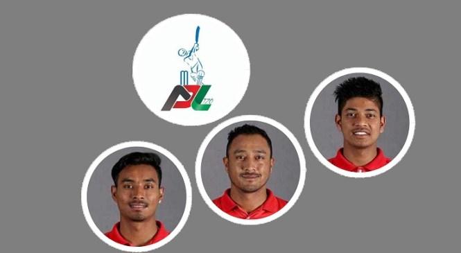 अफगानिस्तान प्रिमियर लिगको 'ड्राफ्ट'मा नेपालका ३ खेलाडी