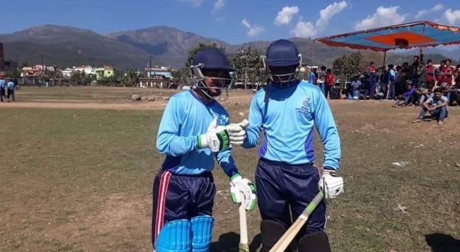 आठौ राष्ट्रिय प्रतियोगिता : क्रिकेटमा सुर्खेतको विजयी शुरुवात