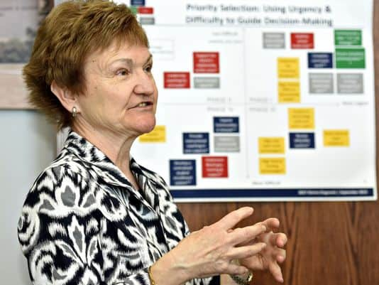 Harrisburg schools to remain in financial recovery; hope remains for York's exit