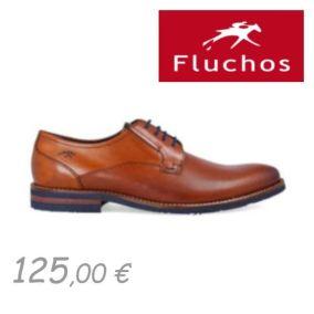 Zapato Novio 2020 de Fluchos, Cuero Zapatos 125 €