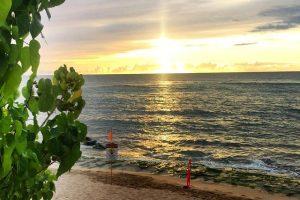 Atardecer en North Shore Hawai