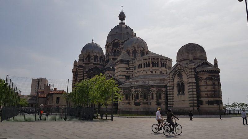 Catedral de Marsella Francia