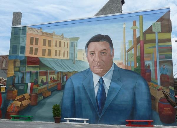 Center City Mural Mile Filadelfia