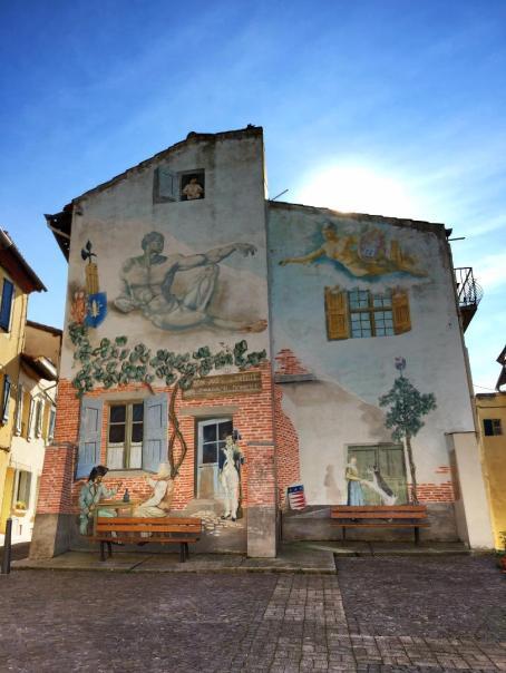Centro historico Albi Francia