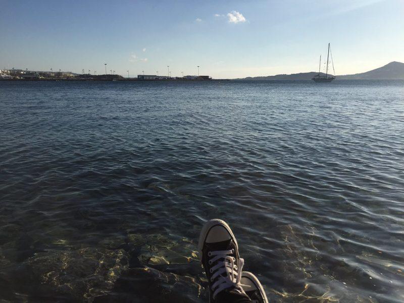Chora Naxos Grecia