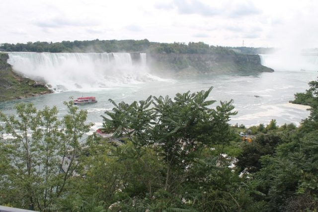 Crucero Maid of the Mist Cataratas del Niagara