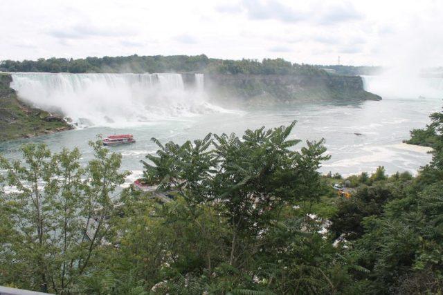 Crucero Maid of the Mist Cataratas del Niagara
